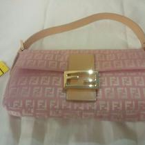 Fendi Printed Pink Handbag Photo