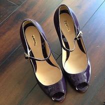 Fendi  Purple Heels Pumps Photo