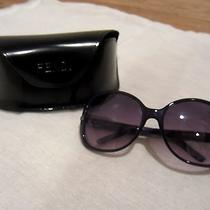 Fendi Purple Large Sunglasses Photo