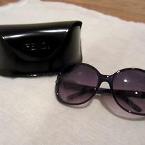 Fendi Purple Large Sunglasses Photo