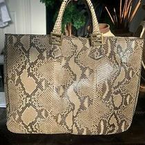 Fendi Python Purse Perfect Condition Large Bag Photo