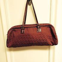 Fendi Red Hand Bag Photo
