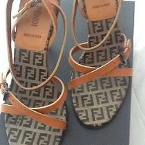 Fendi Sandals Size 8  Photo