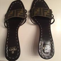 Fendi Sandals- Size 8 Photo