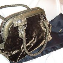 Fendi Satchel Handbag Photo