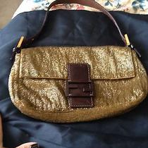 Fendi Sequin Baguette Bag Photo
