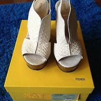 Fendi Shoes Brand New in Box Size 37 Photo
