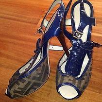 Fendi Shoes Designer Authentic Photo