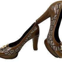 Fendi Shoes Pumps Sz 38.5 (Us 8.5) Photo