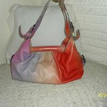 Fendi Shoulder Handbag Leather Photo