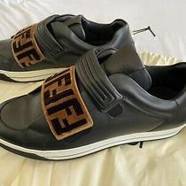Fendi Strap Mens Sneakers Size 10.5 Photo