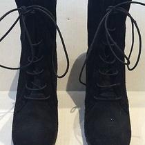 Fendi Suede Boots Photo