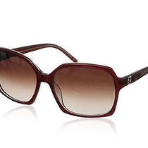 Fendi Sunglasses Red Photo
