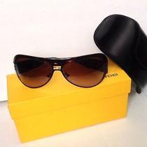 Fendi Sunglasses With Case & Box Photo