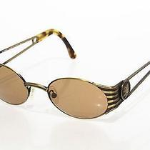 Fendi Tortoise Antique Bronze Italian Designer Sunglasses Photo