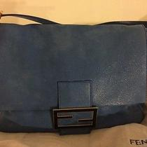 Fendi Tote in Blue Photo