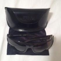 Fendi Unisex Wraparound Sunglasses Photo