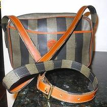 Fendi Vintage Cross Bag / Camera Bag  Photo