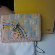 Fendi Wallet-- Beautiful Holiday Gift Photo