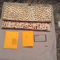 Fendi Water Snake Clutch Photo