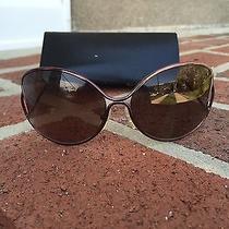 Fendi Women's Brown Sunglasses Photo
