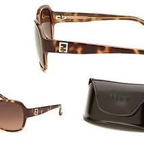 Fendi Women's Fashion Sunglasses Tortoise Photo