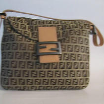 Fendi Zucca Handbag  Photo