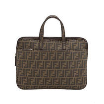Fendi Zucca Laptop Case (Authentic Pre Owned) Photo