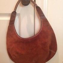 Ferragamo Hobo Suede Handbag Photo