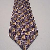 Ferrell Reed for Campbells  Mens Silk Neck Tie (61