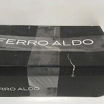 Ferro Aldo Charles Men's Classic Captoe Lace Up Oxford Casual Dress Shoes Size 1 Photo