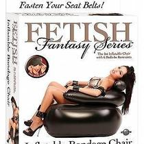 Fetish Fantasy Inflatable Bondage Chair Photo