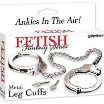 Fetish Fantasy Metal Leg Cuffs Photo