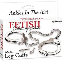 Fetish Fantasy Metal Leg Cuffs Photo