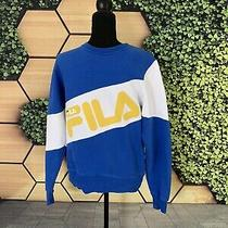 Fila Urban Outfitters Sweater Made in Indonesia Size Small Photo