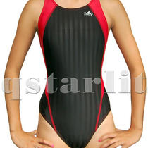 Fina Youth Racing Aqua-Blade Swimsuit  L 32 Girls 14 Photo