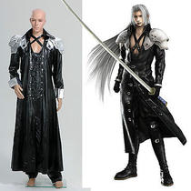 Final Fantasy Ff Vii 7 Sephiroth Cosplay Costume Custom Made Photo