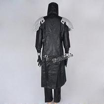 Final Fantasy Vii 7 Kadaj Vogue Style Men Boy Anime Cosplay Costume Clothing Photo