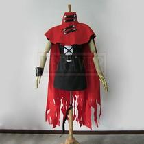 Final Fantasy Vii 7 Vincent Valentine Female Edition Cosplay Costume Photo