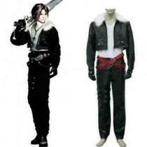 Final Fantasy Viii 8 Squall Leonhart Cosplay Costume9 Photo