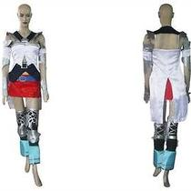 Final Fantasy Xii 12 Ashe Cosplay Uniform Customized Game Costume Photo