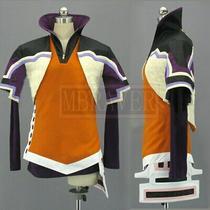 Final Fantasy Xiii Yuj Cosplay Costume Custom Made Photo