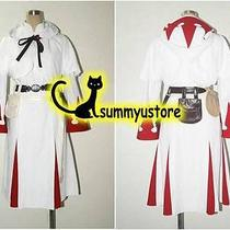 Final Fantasy14 White Mage Shiromadoshi Cosplay Costume Customized Cartoon Photo