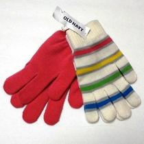 Fingered Gloves by Old Navy Set of Two New With Tags One Size Photo