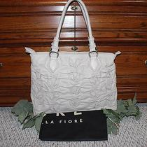 Fiore by Isabella Fiore Lamb Leather Gia Tote Photo