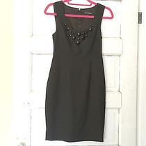 Fitted Black Dress Photo