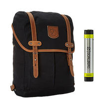 Fjallraven No. 21 Md Rucksack Blk - With Free Portable Usb Charger Photo