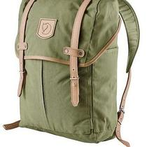 Fjallraven Rucksack no.21 Small  Fjall Raven Sweden Bag Backpack  Green Photo