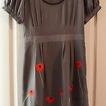 Fleurette by Fleur Woods - Grey Dress Size 8 Photo