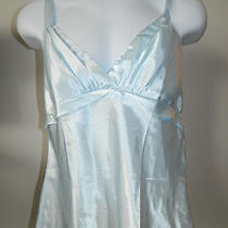 Flora by Flora Nikrooz Sleepwear Top Nightie Blue Xl Photo